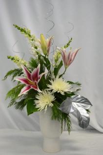 STARGAZER  Flower Arrangement