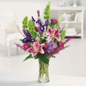 LILY GARDEN Vase