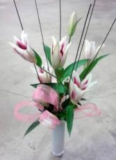 Stargazer lilies, MO-7 Fresh floral