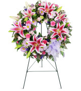 Stargazer Memories Funeral Flowers