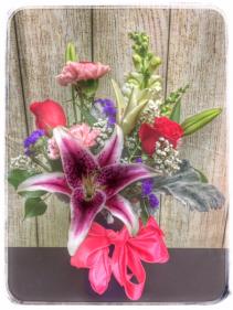 Stargazer Surprise  Fresh Flowers