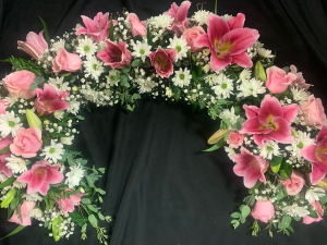 Stargazer Urn Wrap Tribute in Red Lake, ON | FOREVER GREEN GIFT BOUTIQUE