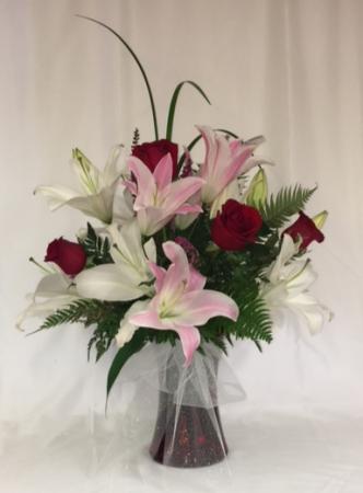 Stargazers & Roses Valentines Day 2018
