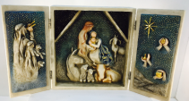 Starry Night Nativity Willow Tree Signature Collection