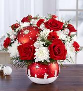 Starry Night Ornament 1-800 FLOWERS ARRANGEMENT