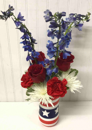 Stars and Stripes   in Easton, MD | ROBINS NEST FLORAL AND GARDEN CENTER