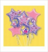 Stars Balloon bouquet ***SPECIAL PRICE***