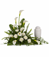 Stately Lilies Fresh Arrangement