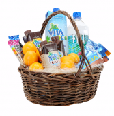 Stay Healthy  Basket