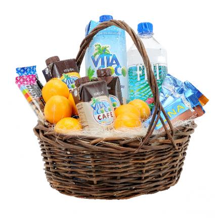 Stay Healthy  Basket