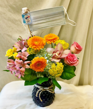 Stay Safe Fresh Flowers
