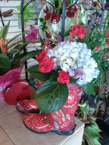 Fun..Functional and       Forever YOURS! Make a Splash With Your Sweetheart! in Sandpoint, ID   All Seasons Garden & Floral