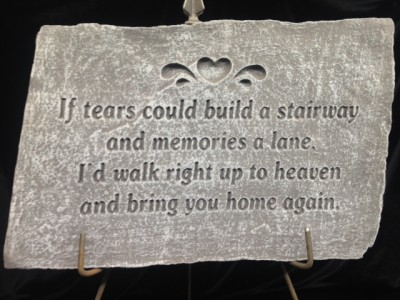 Stepping Stone: If Tears Could Build a Stairway Sympathy