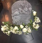Memorial Stepping Stone Quote Will Vary - Call For Specific Quotes