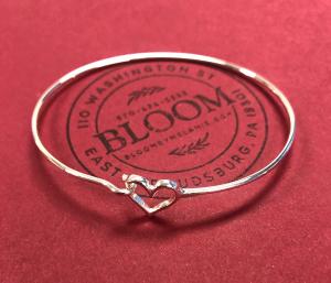 Sterling Silver Bracelet  in East Stroudsburg, PA | BLOOM BY MELANIE