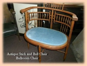 Stick and Ball Accent Chair  in Wickliffe, OH | WICKLIFFE FLOWER BARN