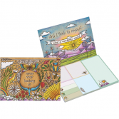 Sticky Note Collection: Never Stop Looking Up Gift