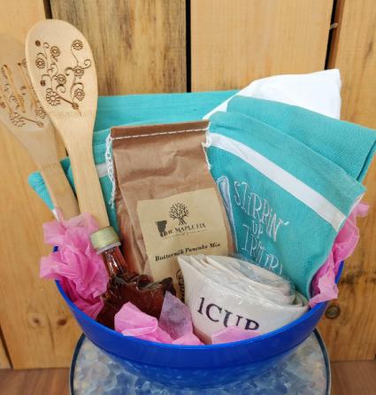 Stirring Up Trouble Gift Basket