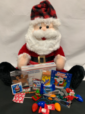 Stocking In A Box (Ages 2-7)  Also available (Ages 8-12)