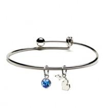 Stone Armory Bracelet MI Dangle Bangle