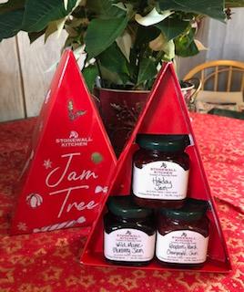 Stonewall Kitchen Jam Tree Gift Item