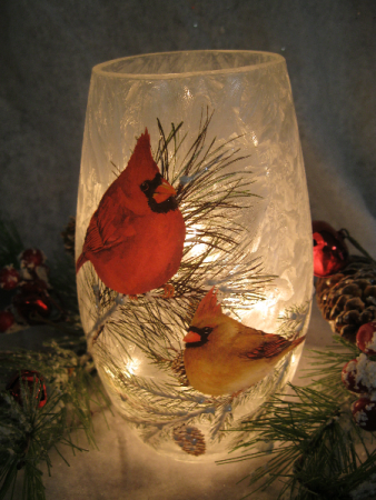 Stony Creek Winter Cardinals Gifts