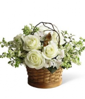 Straight from the Heart  Basket Arrangement