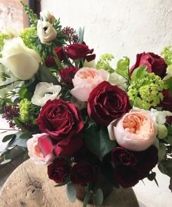 Love Blossoms Vase Arrangement