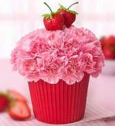 Strawberry Cupcake Birthday/Everyday