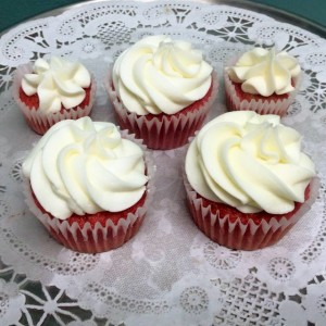 Strawberry Lemonade Cupcakes Sweet Blossoms  in Greensboro, NC | Blossoms Florist & Bakery