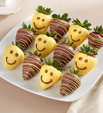 Strawberry Smiles  Fruit Bouquet