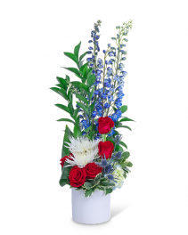Strength and Courage Flower Arrangement