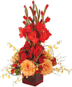 Strength and Roses Floral Design in Moses Lake, WA | FLORAL OCCASIONS