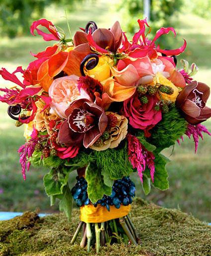 Striking Summer Bouquet