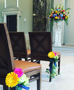 Strikingly Vibrant Chair Accents in Halifax, NS | Twisted Willow