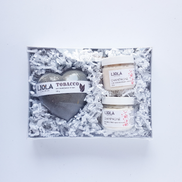 Strong As A Mother Liola Luxuries Gift Set