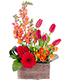 Strong & Gentle Flower Arrangement