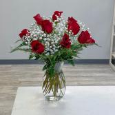 Student Special Vase Arrangement