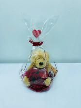 Stuffed Animal & Candy