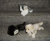 Stuffed Animal Kitties & Puppies Giftware/ Stuffed Animals