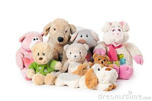 STUFFED ANIMALS  in Fort Lauderdale, FL | ENCHANTMENT FLORIST