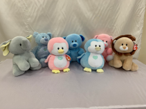 Stuffed Animals for New Baby Gift Items