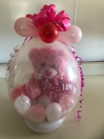Stuffed Balloon Balloon