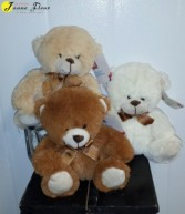 Stuffed-Cuddly Bears Assorted