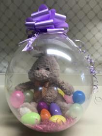 Stuffed Easter Balloon Balloon