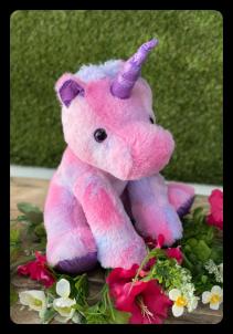 Stuffed Unicorn Plush