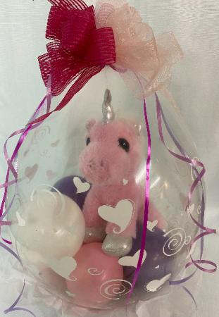 Stuffie Surprise! Gift in Balloon