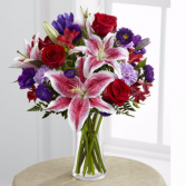 Stunning Beauty Bouquet Flower Arrangement