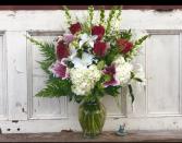 Stunning Beauty  Vase