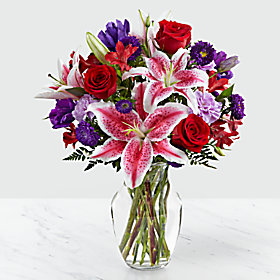 Stunning Beauty  vase arrangement